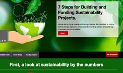 Finance sustainability projects